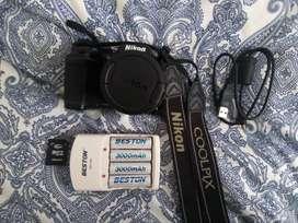 Cámara Nikon B500 Coolpix