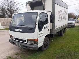 Camion isuzu 3.9