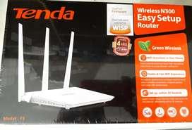 Router inalámbrico de 3 antenas