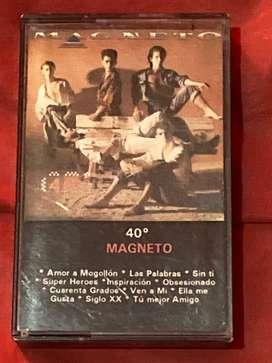 Magneto cassette