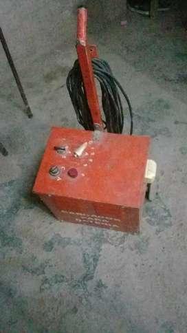 vendo cargador de batería andando excelente