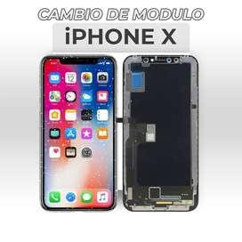 ¡Cambio de Modulo Iphone X!