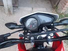 Honda xr 150 como nueva