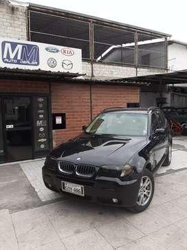 BMW X3 año 2006