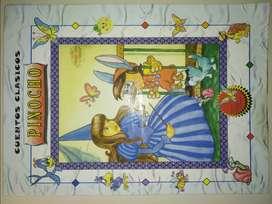 Cuento infantil y revistas- Cant: 4 - 2 la valijita y 1 jardin - Usadas con detalles