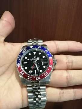 Reloj Rolex Pepsi automatico 1:1 no casio bulova seiko Citizen omega
