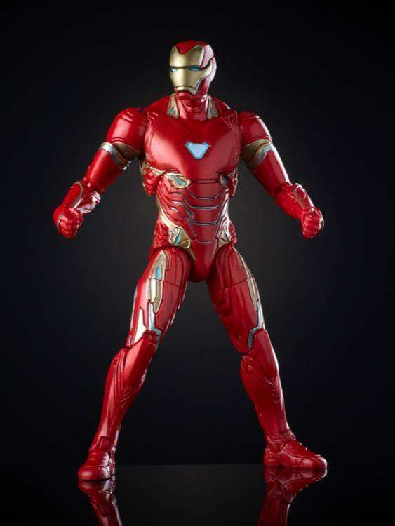 Figura Iron Man Mark 50 / Infinite War / Marvel Legends 0