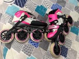 Vendo patines semi nuevos en buen estado