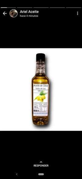 Busco alguien que quiera revender aceite de oliva