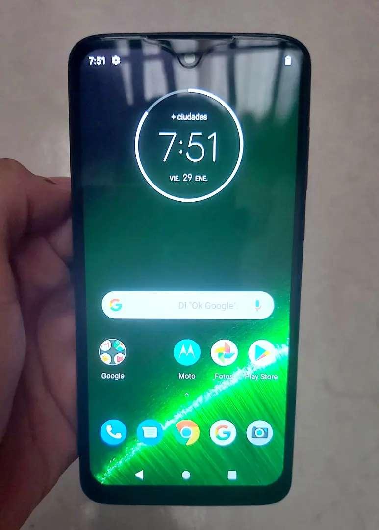 Moto G7 Plus (leer descripción)