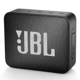 Mini Parlante Portable Jbl Go2 Bluetooth A Prueba De Agua