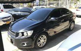 Chevrolet Sonic Lt Modelo 2013 Aut