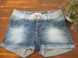 Short de jeans (Usado)