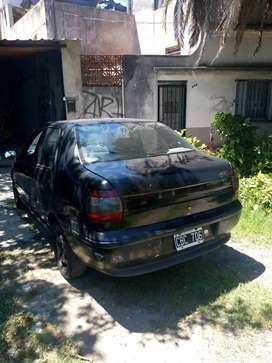 Vendo Fiat Siena EL 98 con GNC