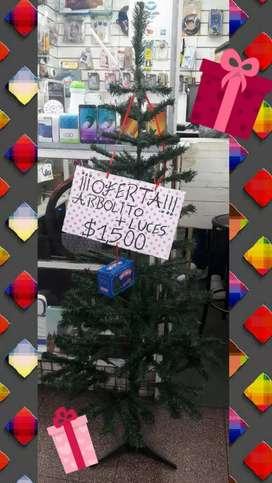 Arbolito navideño 1.50 mts