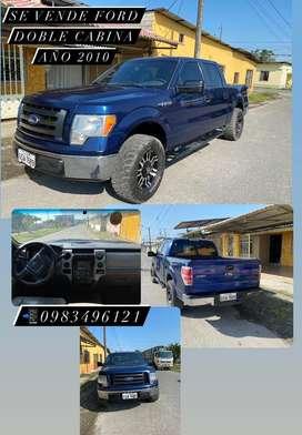 Vendo camioneta FORD 4x2