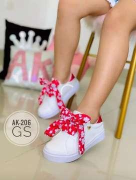 Hermoso calzado para niñas pagó contra entrega envíos totalmente gratis