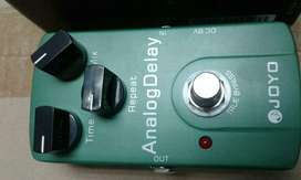 Pedal Analogo Delay