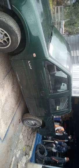 Vendo camioneta Chevrolet Luv 2.2