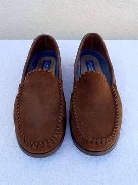 Zapatos Náuticos de Nobuk Marca University Club