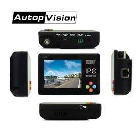 Probador Tester Para Camaras CCTV IP IPC1600 Plus 3.5