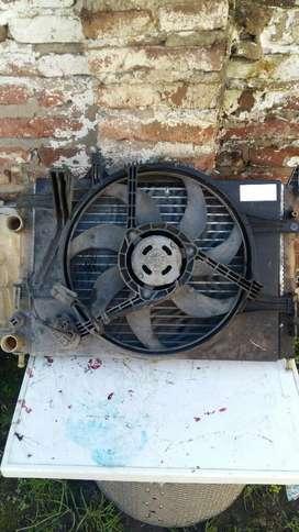 Radiador Y Electro Fiat