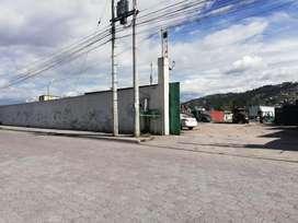 DE VENTA TERRENO DE 7624 METROS SECTOR LLANO CHICO