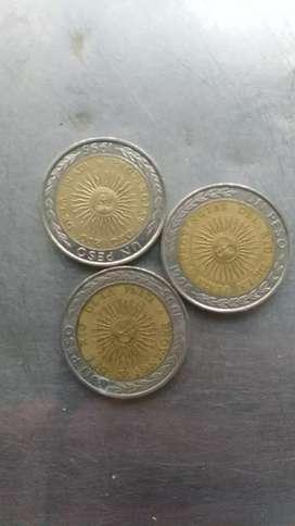 Vendo moneda con error provingias