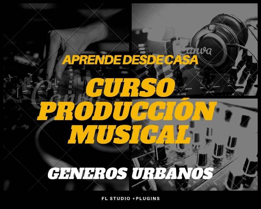 Curso de producción musical urbana 0