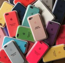 SILICONE CASE iPhone 6/6S/7/8/X/XR/XS/11