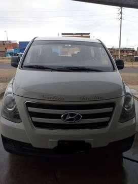 Vendo carro Hyundai H1