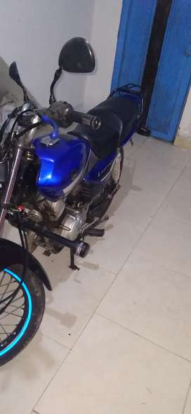 Vendo Yamaha líbero 110