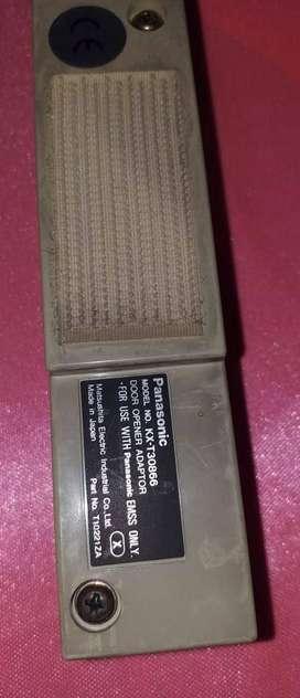 Panasonic Modulo de Portero KX-T 30866
