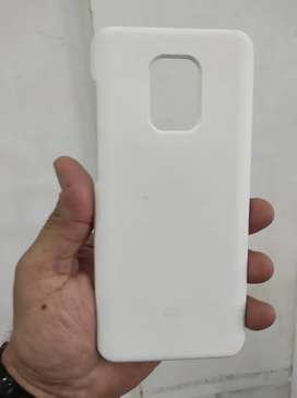 silicon case blanco redmi 9 s 9 pro