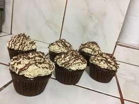 Cupcakes de moca