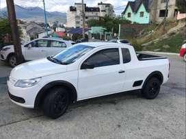Saveiro 2013 cab ext A/C, Ushuaia