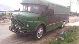 Mercedes 1114 furgon de  carga
