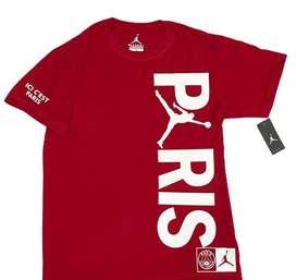 Camiseta americana nueva