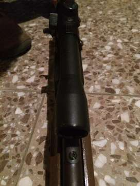 Vendo rifle de viento