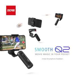 Zhiyun Tech Smooth Q2 Estabilizador Celular - Inteldeals