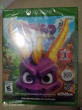 SPYRO Xbox one s y x