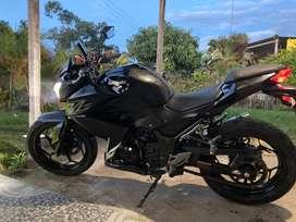 Kawasaki z250 mod 2017