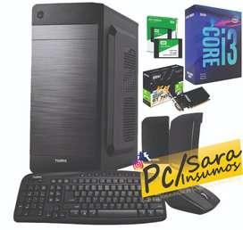 Pc i3 9na Generación