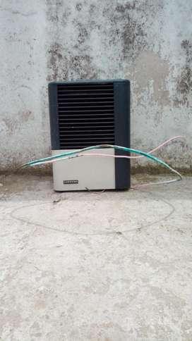 Vendo calefactor Coppens. Usado. Ofrezcan.