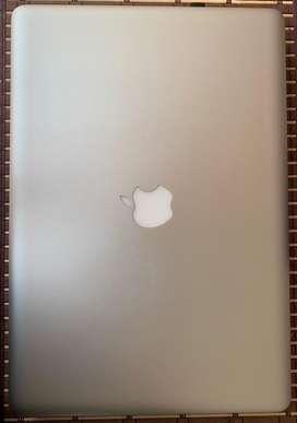 MacBook Pro (15- inch, Mid 2012)