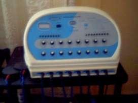 Iontocontractor de 8 canales sin usar