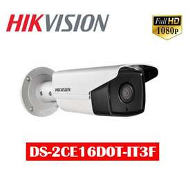 CAMARA CCTV HIKVISION FULL HD MOD. DS-2CE16D0T-IT3F