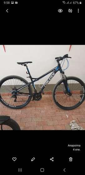 Bicicleta MTB Corleone Aluminio 29 Talla L