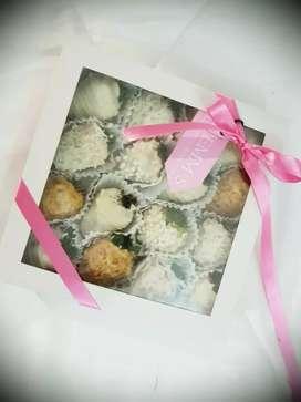 !! Fresas con chocolate!!