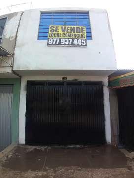 VENDO CASA LOCAL COMERCIAL EN MERCADO